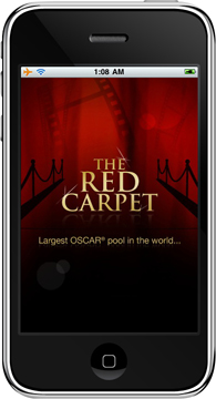 The Red Carpet App